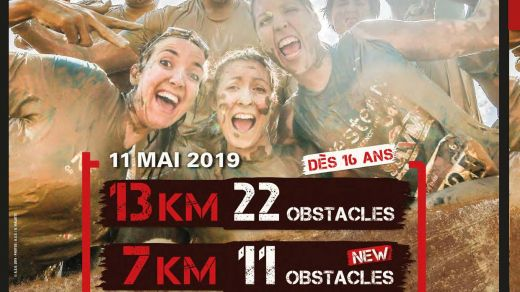 MUD DAY BALCONS DU DAUPHINE LE 11 MAI