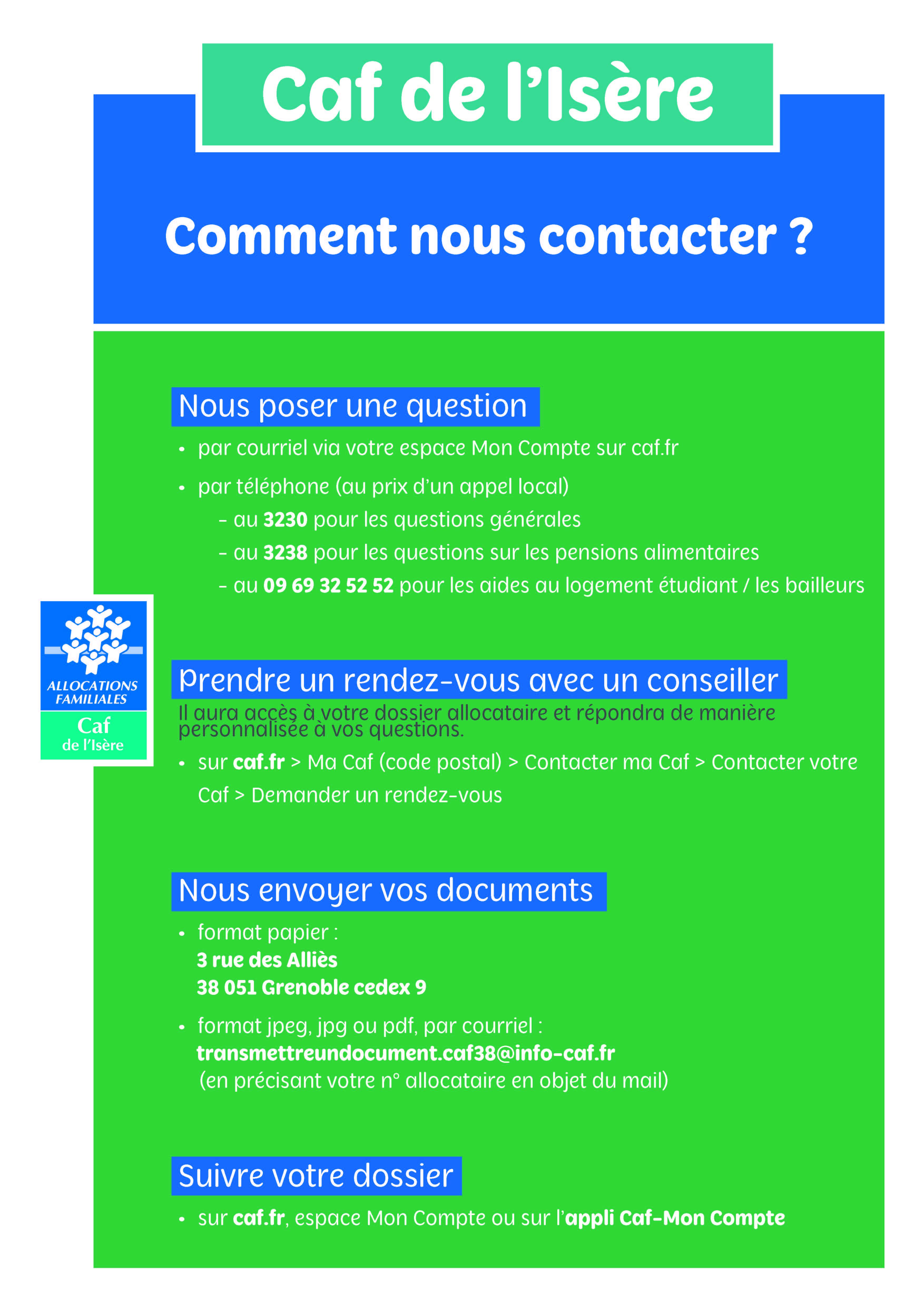 Prise de rendez-vous / Accueil sur rendez-vous / Accueil - Les services de l'État en Isère